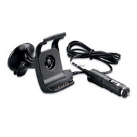 Garmin Montana Automotive Suction Cup Mount with speaker (GPSMAP 276Cx) (010-11654-00)