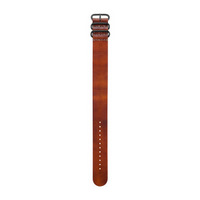 Garmin Fenix 3 Brown Leather Strap (кожаный)