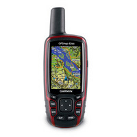 Garmin GPSMAP 62stc (ТОПО карты РФ, водоёмы, EU recreational, 5mpx камера)