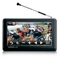 Garmin Nuvi 2585LTR DVB-T TV