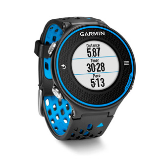 Garmin Forerunner 620 HRM-Run (Black/Blue) - картинка 2