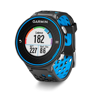 Спортивные часы Garmin Forerunner 620 HRM-Run (Black/Blue)