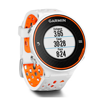 Спортивные часы Garmin Forerunner 620 HRM-Run (White/Orange)