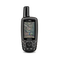 Garmin GPSMAP 64st (ТОПО карты РФ, водоёмы, EU recreational)