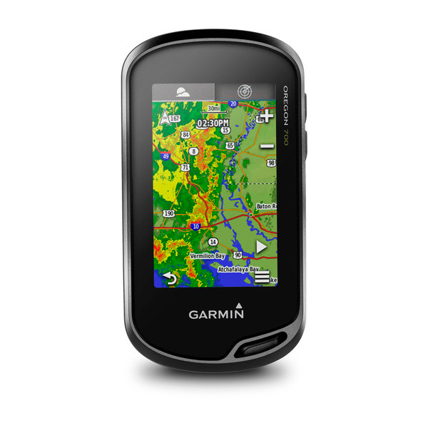 Garmin Oregon 700 - картинка 2