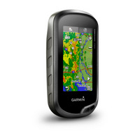 Garmin Oregon 750t (ТОПО карты РФ, водоёмы, EU TOPO, 8mpx камера)